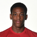 Anthony Martial matchkläder