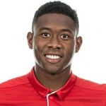 David Alaba matchkläder